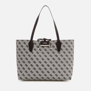 Guess Women's Bobbi Logo Inside Out Tote Bag - Logo