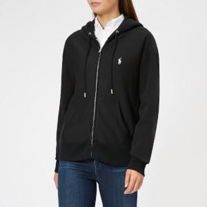Polo Ralph Lauren Women's Zip Through Hoodie - Black