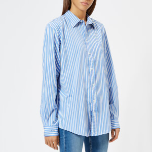 Polo Ralph Lauren Women's Oversized Shirt - Multi