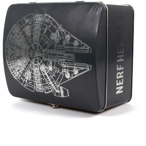 Boîte en Métal Faucon Millénium - Star Wars