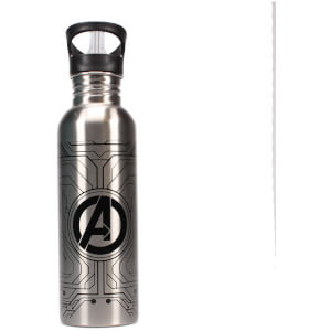 Marvel Iron Man Water Bottle