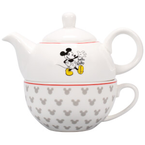 Mickey Mouse Tea for One