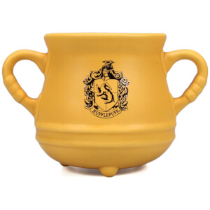 Harry Potter Mug Cauldron (Hufflepuff)