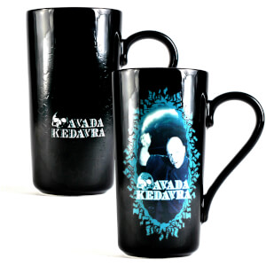 Harry Potter Latte Tasse mit Thermo-Effekt (Voldemort)