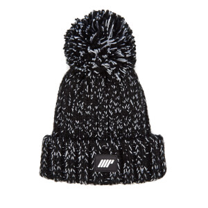 Bobble Hat (Black)