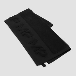 MP Hand Towel - Black