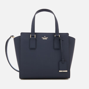 Kate Spade New York Women's Small Hayden Satchel - Blazer Blue