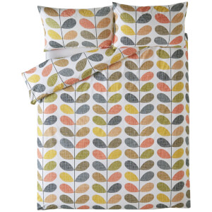 Orla Kiely Scribble Stem Duvet Cover - Multi