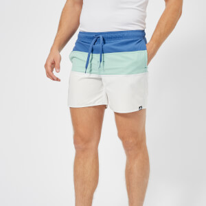 adidas Men's Colour Block Swim Shorts - Multi
