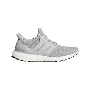 adidas Men's Ultra Boost Trainers - Grey Two