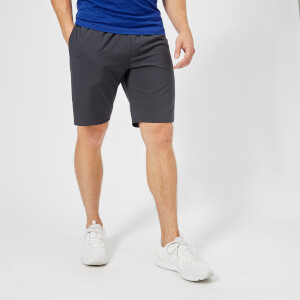 adidas Men's Pure 9 Inch Shorts - Carbon