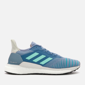 adidas Women's Solar Glide Trainers - Raw Grey