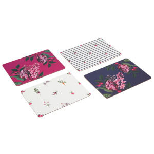 Joules Placemats - Artichoke Floral (Set of 4)