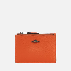 Coach Women's Mini Skinny ID Case - Mandarin