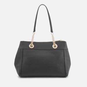 Coach Women's Turnlock Edie Carryall Bag - Black: Image 2