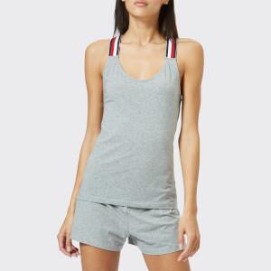 Tommy Hilfiger Women's Tank Top - Grey: Image 1