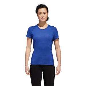 adidas Women's Supernova Reflective Running T-Shirt - Ink