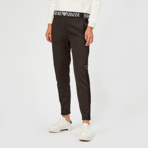 Emporio Armani Women's Matching Joggers - Black