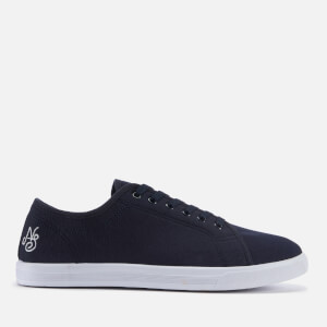 Native Shore Men's Coast Plimsolls - Navy