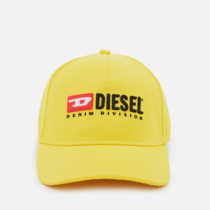 Diesel Men's Cakery Max Cap - Yellow