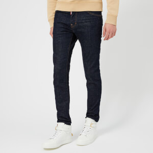 Dsquared2 Men's New Nubs Wash Cool Guy Jeans - Blue