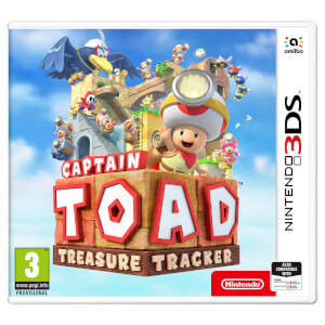 Captain Toad : Treasure Tracker (Nintendo 3DS)