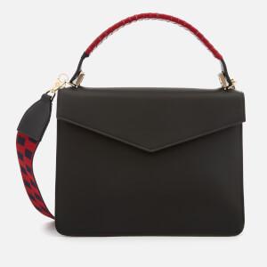 Les Petits Joueurs Women's Pixie Geometric Bag - Black