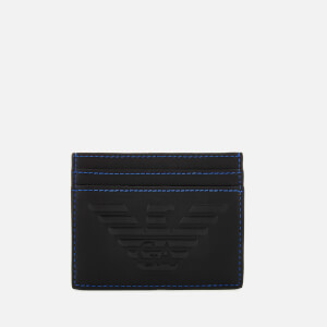 Emporio Armani Men's Credit Card Holder - Black