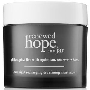 Soin Hydratant de Nuit Renewed Hope in a Jar philosophy 60 ml
