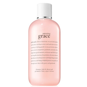 Shampoo, Gel de Banho e Duche Amazing Grace da philosophy 480 ml