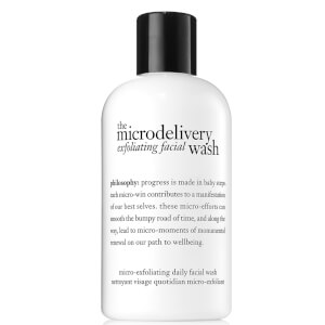 Limpiador exfoliante Microdelivery de philosophy 240 ml