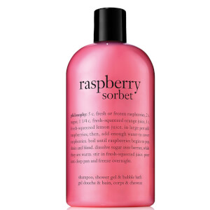 Gel de Duche Raspberry Sorbet da philosophy 480 ml