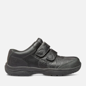 Timberland Kids' Woodman Park Double Velcro Shoes - Black