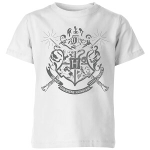 Harry Potter Hogwarts Kinder T-shirt - Wit