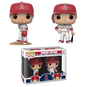 Figurines Pop! Shohei Ohtani - MLB Angels (Lot de 2)