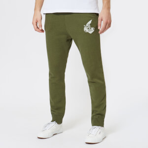 Vivienne Westwood Anglomania Men's Classic Tracksuit Bottoms - Green