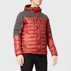 Jack Wolfskin Men's Richmond Jacket - Redwood