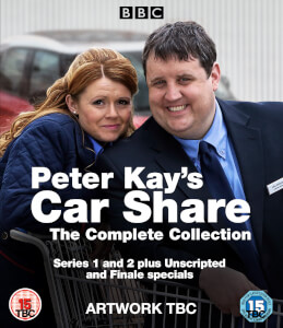 Peter Kay's Car Share - The Complete Collection BD