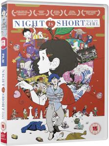 Night is Short Walk On Girl - Collectors Combi