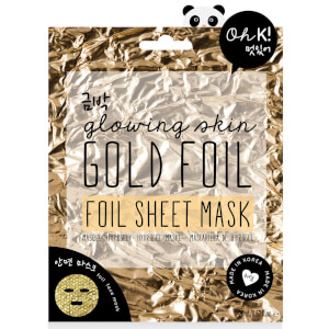 Oh K! Gold Foil Sheet Mask 24 ml