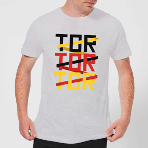 TOR TOR TOR Men's T-Shirt - Grey