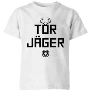 TOR JAGER Kids' T-Shirt - White