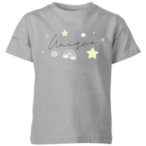 My Little Rascal Unique Kids' T-Shirt - Grey