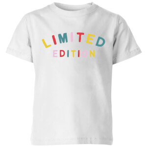 My Little Rascal Limited Edition Kids' T-Shirt - White