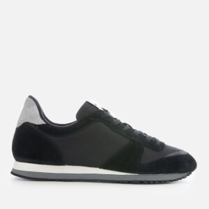 Novesta Men's Marathon Runner Trainers - Black