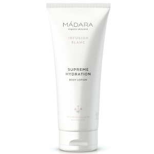 MÁDARA Infusion Blanc Supreme Hydration Body Lotion 200ml