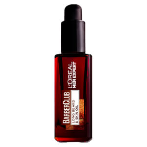 L'Oréal Paris Men Expert Barber Club Beard Oil -partaöljy 30ml