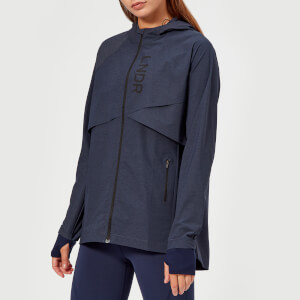 LNDR Women's Drift Jacket - Charcoal Marl
