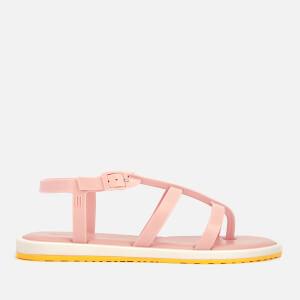 Melissa Women's Salinas Roman 20 Strappy Sandals - Blush Contrast