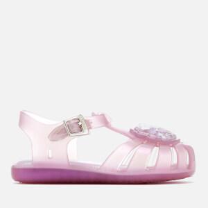 Mini Melissa for Jason Wu Toddlers' Aranha Shell Sandals - Pink